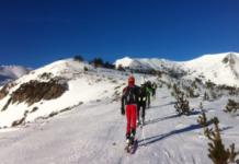 El esquí de travesía en las pistas de Valgrande Pajares pagará peaje