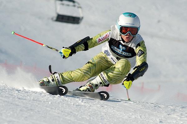 Júlia Bargalló ganó los dos gigantes del Memorial Albert Pardo 2016, que se disputó en Espot Esquí FOTO: RFEDI - Spainsnow