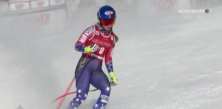 Mikaela Shiffrin ha ganado su primer descenso en la Copa del Mundo en su cuarta participación. Las tres anteriores, también en Lake Louise