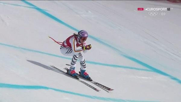 Viktoria Rebensburg se perfila como la rival de Shiffrin en la carrera por el Gran Globo
