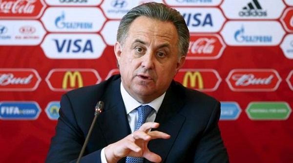 Vitaly Mutko, ex ministro de Deportes ruso, ha sido excluido de los Juegos de por vida