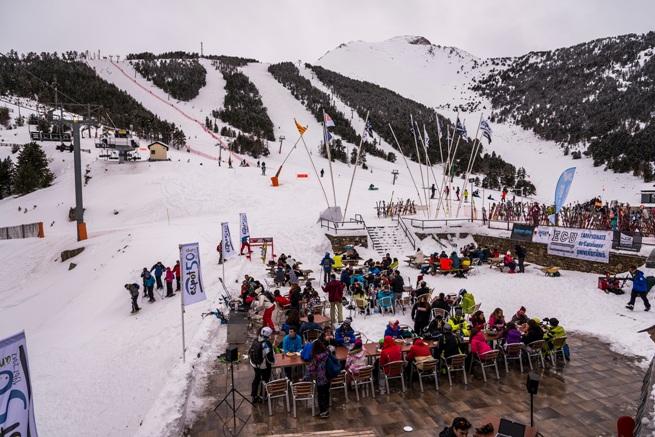 La estación del grupo FGC, Espot, espera un grueso importante de esquiadores