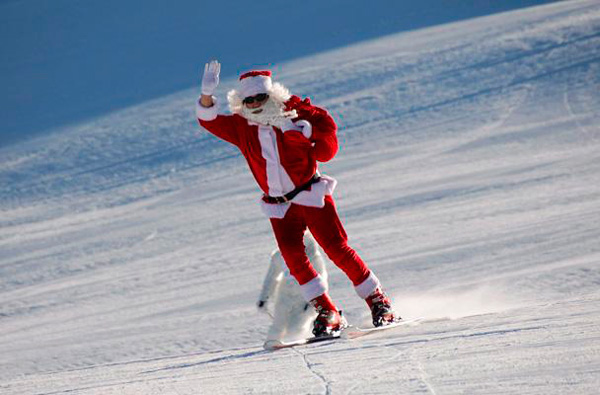 Papá Noel repartirá regalos e ilusión a los más pequeños en Formigal- Panticosa y Cerler