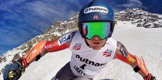 Ted Ligety quiere llegar en condiciones a los Juegos de Pyeongchang para defender su oro olímpico en gigante