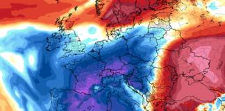 El frío polar dejará temperaturas más bajas de lo habitual en toda la Península