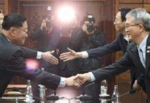 Representantes de las dos Coreas han llegado a un acuerdo en la sede del COI para los Juegos de Pyeongchang