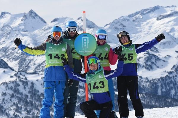 El Día Mundial de la Nieve lo celebra Baqueira este año con la cuarta edición de la BBB Ski Race Experience