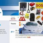 El nuevo kit antinieve, que podría ser aprobado para circular por las carreteras españolas