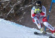 Lara Gut se ha reencontrado con la victoria casi un año después de la última, conseguida precisamente en Cortina d'Ampezzo en enero de 2017