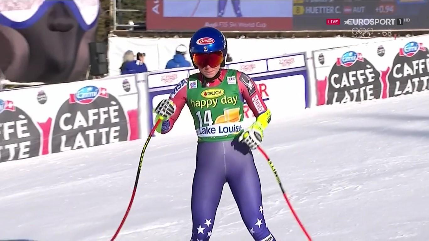 Mikaela Shiffrin es a sus 22 años la dominadora del esquí alpino femenino