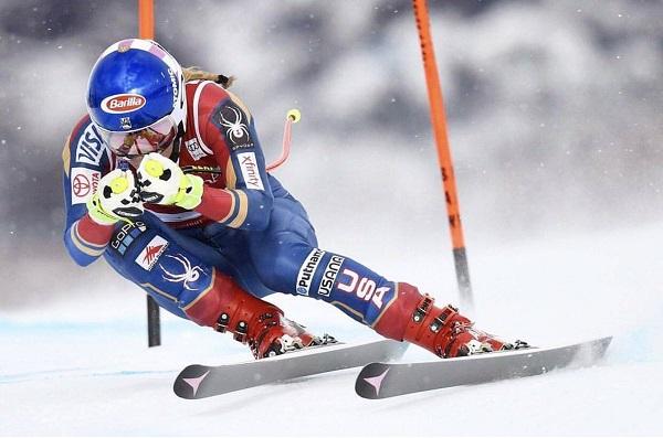 Mikaela Shiffrin tiene muy a su alcance el que sería su quinto Globo de slalom