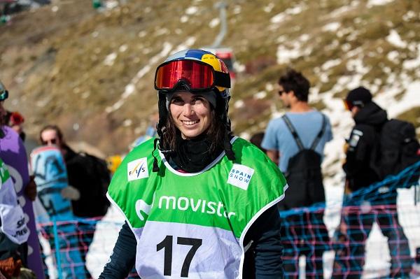 Queralt Castellet es una de las bazas del equipo RFEDI para aspirar a medalla en Pyeongchang FOTO: RFEDI - Spainsnow
