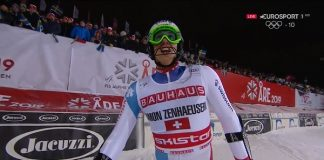 El suizo Ramon Zenhaeusern ha obtenido esta noche su primera victoria en la Copa del Mundo en el City Event de Estocolmo