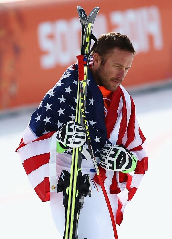 Bode Miller es el esquiador estadounidense más laureado en los Juegos Olímpicos
