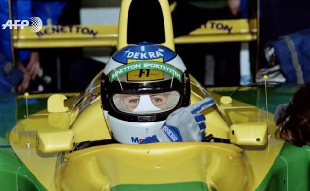 El heptacampeón de Fórmula Uno Michael Schumacher cumple hoy 48 años de edad