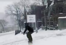 Surfeando por las ciudades de Canadá
