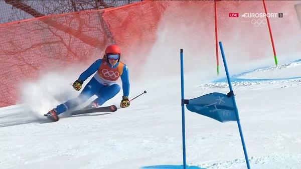Federica Brignone se ha hecho con el bronce en el gigante de Pyeongchang