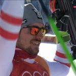 Marcel Hirscher ya tiene en su poder el único oro que le faltaba, el olímpico, tras ganar hoy la combinada alpina