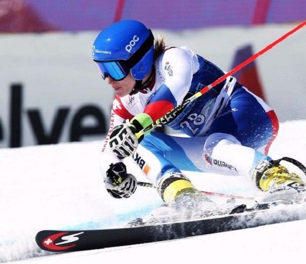 MarcoOdermatt ha roto moldes en el Mundial junior de Davos colgándose cinco medallas de oro