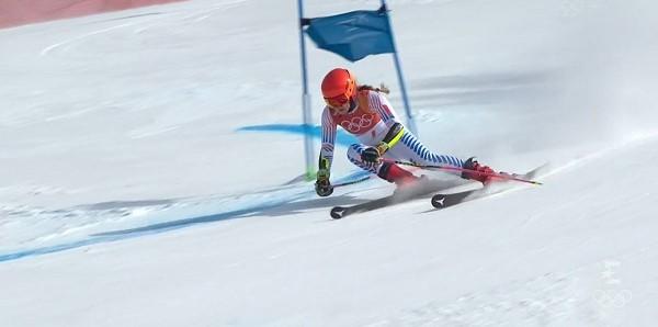 Mikaela Shiffrin acabó cuarta y muy decepcionada del slalom. No participará en el super G y su presencia en el descenso está por decidir