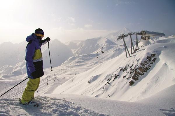 El esquí en Peyragudes es puro divertimento por la configuración de sus pistas