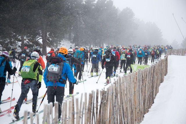 La SKimo6 espera la participación de más 600 esquiadores de montaña