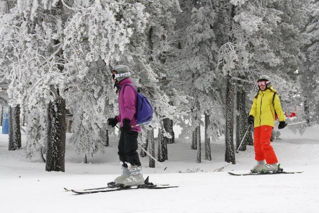 La nieve ha vuelto a colmar de gloria las pistas de Aramón