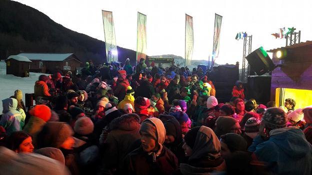 El esquí y la fiesta se aúnan en Cerler