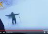 Miembros del GREIM llegaron con esquís a las inmediaciones de la cabaña, en Quirós, posteriormente recogidos todos con helicóptero