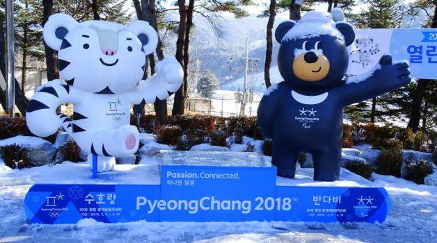 Robot se ofrece como voluntario para ayudar en los Juegos Olímpicos de Invierno de Pyeongchang
