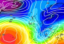El cambio de tiempo propiciará frío y nieve en cotas muy bajas, y sobre todo a partir de domingo