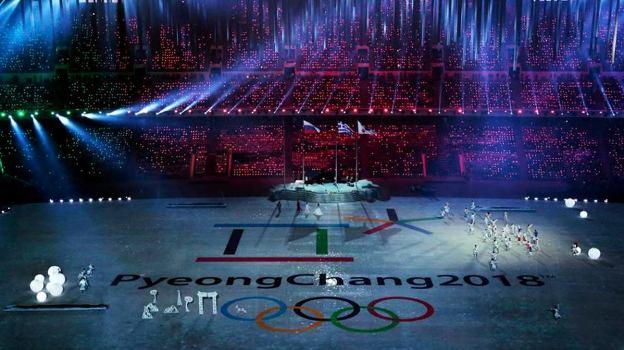 Pistoletazo de salida a los Juegos Olímpicos