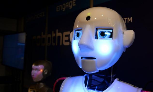 Robot para reforzar la seguridad en los estadios