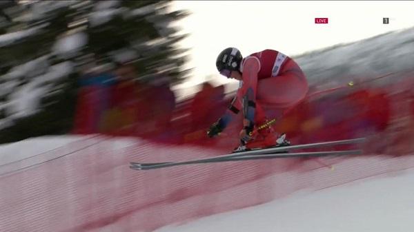 El joven noruego Adrian Smiseth Sejersted se ha quedado a una centésima del que hubiera sido su primer podio en la Copa del Mundo