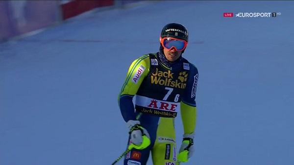 Andre Myhrer le ha dado el punto de la victoria a Suecia tras derrotar a Julien Lizeroux, que no ha llegado a meta