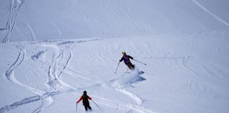Baqueira Beret ofrece esta Semana Santa unos grosores excepcionales de nieve y todos los servicios abiertos FOTO: Baqueira Beret