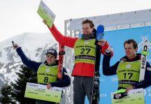 El austriaco Otmar Striedingerha sido el vencedor del descenso que ha clausurado las finales de la Copa de Europa en Soldeu El Tarter FOTO: Oriol Molas