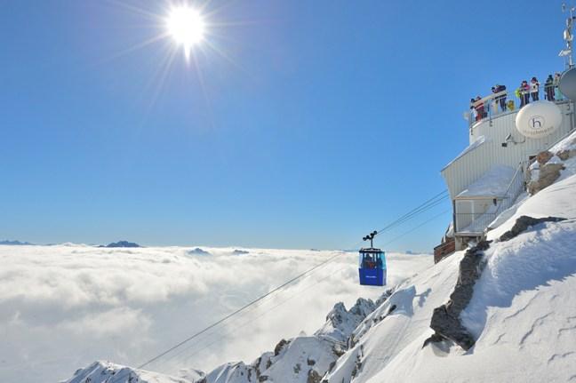El Valluga, icono del Arlberg
