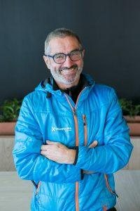 Enric Barbier es el director técnico de Ensisa Grandvalira