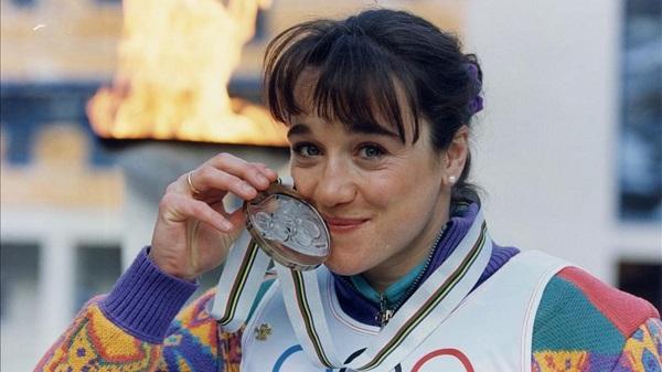 """""""Siempre vale la pena para una deportista tener una medalla olímpica"""" Foto: Sport"""