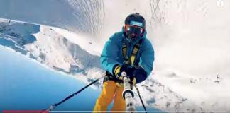 Ski Ramp Bungee Jumping, entre la tirolina y el salto al vacío