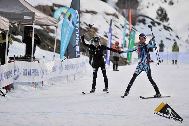 Grande course con Kilian Jornet