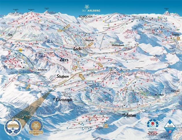 Un centro de referencia mundial FOTO: Arlberg