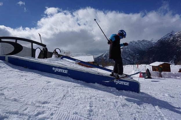 Snowpark Rincón del Cielo