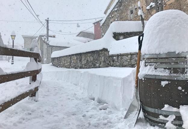 Imagen de Sostres (Asturias)