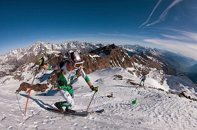 La prueba tiene un total de 75 kilómetros de recorrido y 7.000 m de desnivel positivo