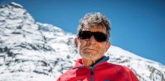 Una imagen del alpinista de Ávíla