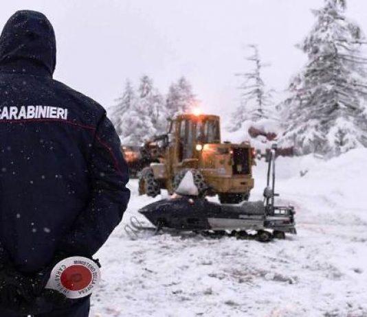 La policía local y los bomberos no podían imaginar que en su estado pudiera subir a 2.400 metros