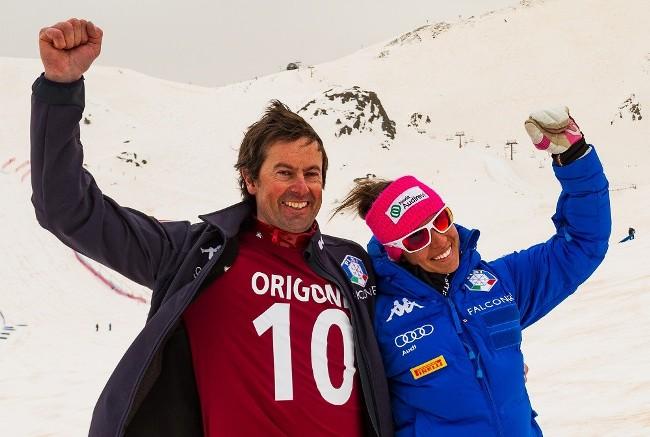Simone Origone Y Valentina Greggio, campeones del mundo de KL