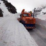 El COEX ultima la apertura de la Coma, la última carretera de Andorra todavía cerrada al tráfico por la nieve
